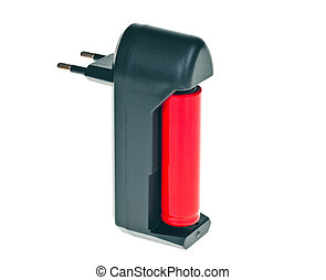 Battery charger - New digital camera battery charger on...