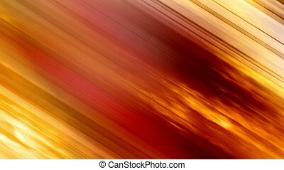 Science fiction streaks in orange yellow white and red...