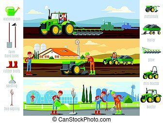 Agriculture And Farming Brochures - Agriculture and farming...