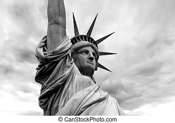 Statue of Liberty - Photo of the Statue of Liberty in New...