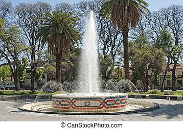 Place Chile, Mendoza, Argentina