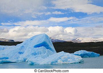 Parque Los Glaciares in Patagonia, Argentina