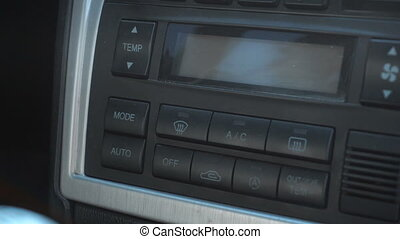 girl in the car includes air conditioning - the girl in the...