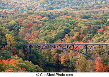 Popolopen Bridge near Fort Montgomery West Point, NY