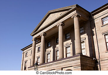 Province House - The Province House in Charlottetown Prince...