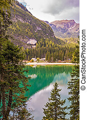 Lago di Braies - Walk around the most beautiful Alpine lake...