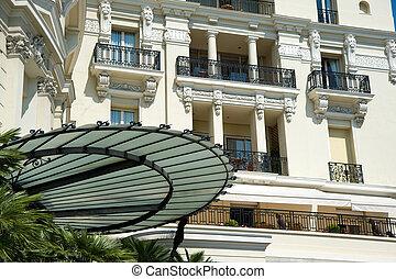Buildings of Monte Carlo,Monaco