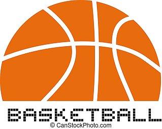 basketball icon design - creative design of basketball icon
