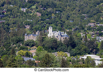 San Francisco Theological Seminary - A view of the San...