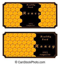miel, Conjunto
