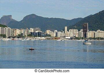 Rio de Janeiro landscape, Brazil