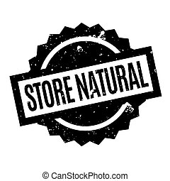 Store Natural rubber stamp. Grunge design with dust...