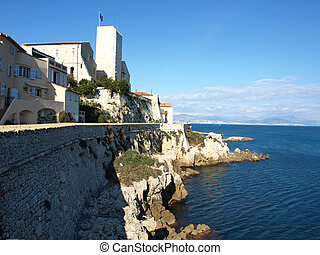 Antibes - Seaside in Antibes