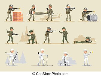 Military Army Collection