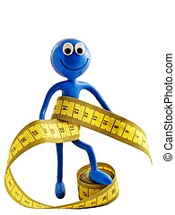Ben D.Man - Diet & wieghtloss