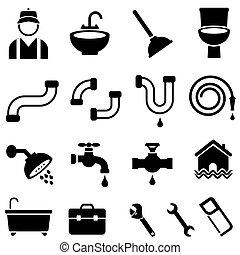 Installateurarbeit, Haus, Badezimmer, Kueche, Heiligenbilder  Installateurarbeit ...