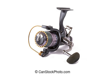 FISHING REEL - Modern reliable coils for fishing