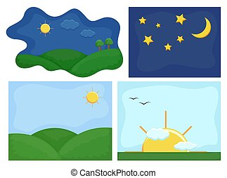 Nature Backgrounds - Nature Graphic Backgrounds Designs...