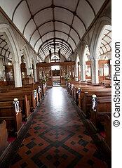 Sanctuary - A very spacious sanctuary in a large European...