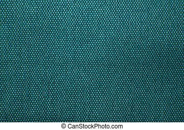 fabric texture green-blue gobelin for background
