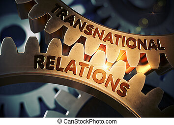 transnacional,  3D, relações
