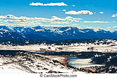 Yellowstone National Park: Beartooth Pass