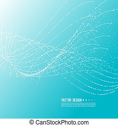 Technology, technical vector. - Abstract techno background...
