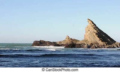 Pointed Sea Rock