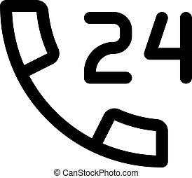 24 hours call