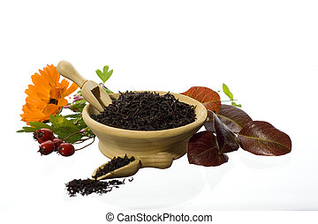 Holistic Medicine - Alternative Medicine Ingredients
