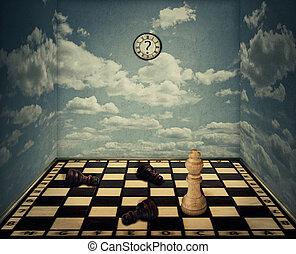 mystic chess room