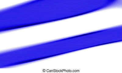 Blue and white looping animated background - Subtle movement...