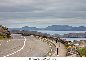 Ring of Kerry road
