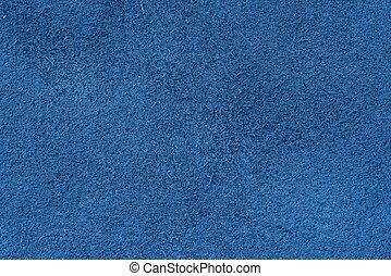 Sky blue velvet texture