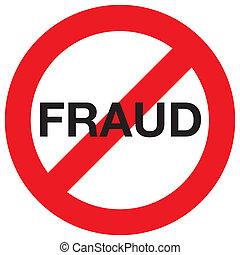 Fight Fraud - No Fraud