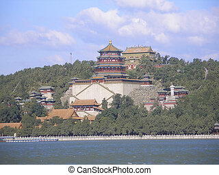 Imperial Summer Palace in Beijing - The imperial Summer...