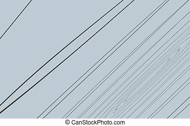 Gray diagonal lines, vector background design for web