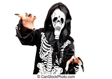 Grim Reaper - Halloween costume of the Grim Reaper