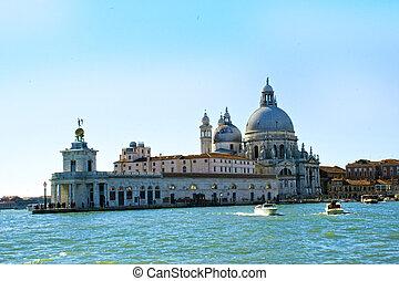 Venezia - Italia - Panorama della città di Venezia - Italia