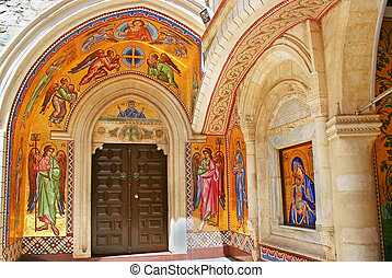 Kykkos Monastery - The Holy Monastery of the Virgin of...