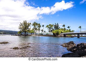 Coconut Island in Hawaii