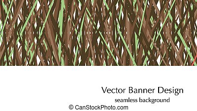 khaki colors banner - khaki colors seamless banner design...