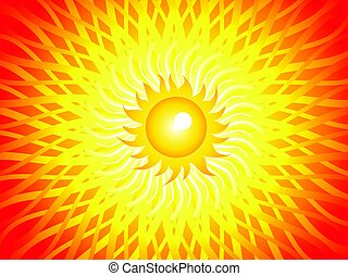 abstract artistic sun beam background.eps - abstract...