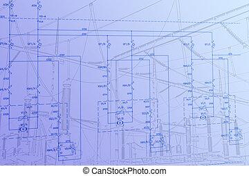 Engineering scheme