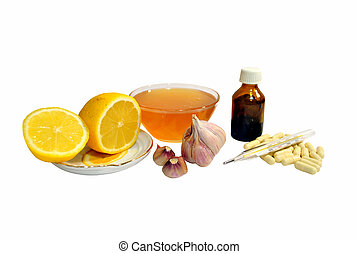 Folk remedies - Means for strengthening of immunity and...
