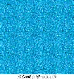 texture of blue water in the pool. seamless pattern