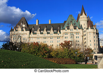 Architecture in Ottawa, Canada - Beautiful architecture...