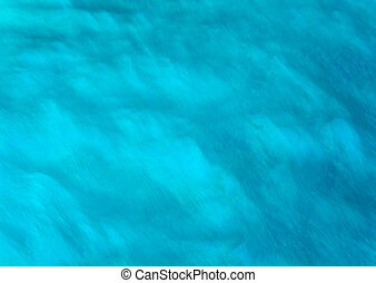 Texture of water in the pool