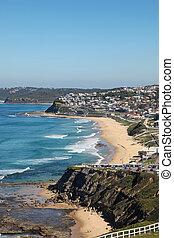 Merewether Beach - Newcastle Australia - Merewether and Bar...