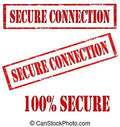 Secure Connection-stamps
